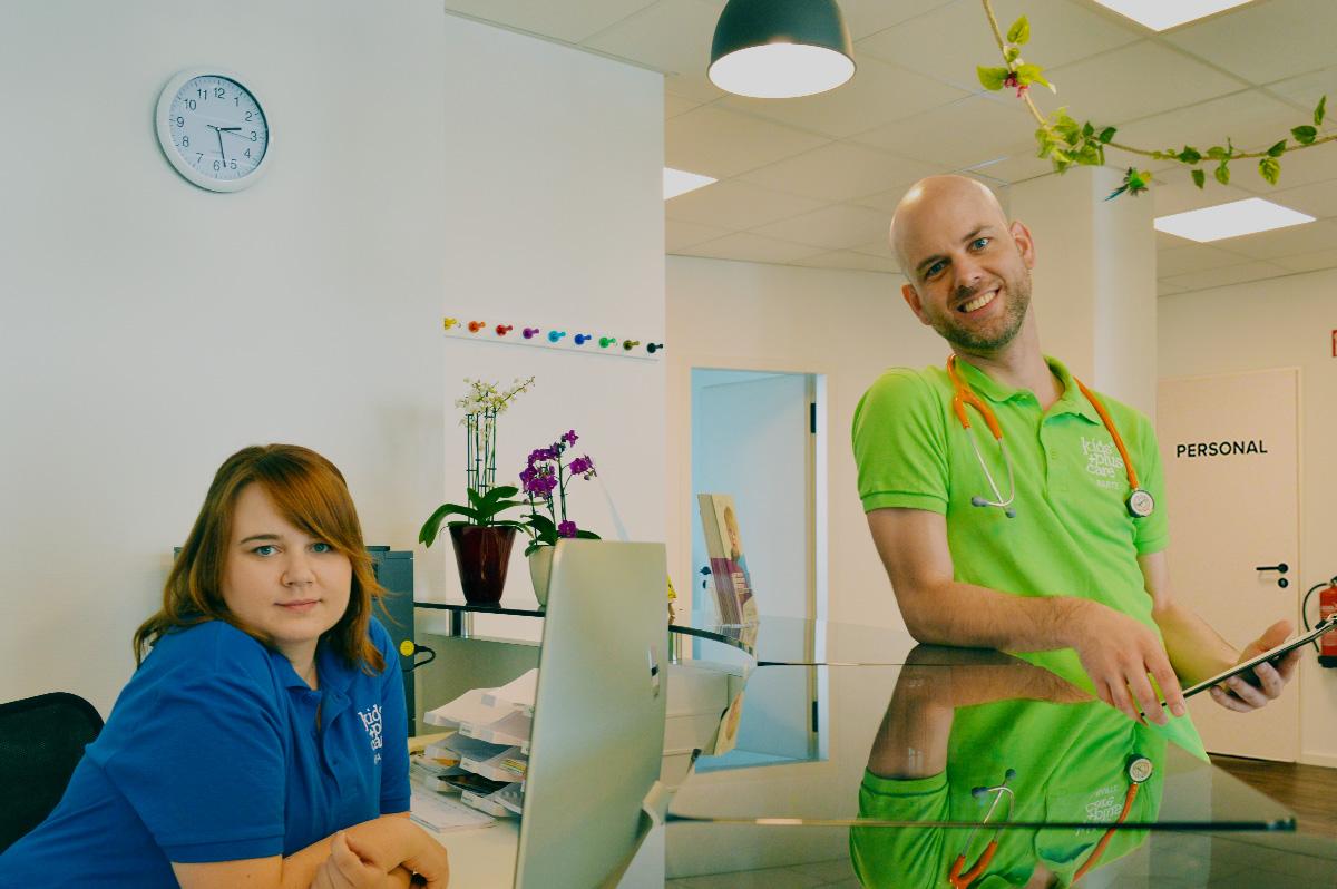 MFA Fiona und Thomas Bartz